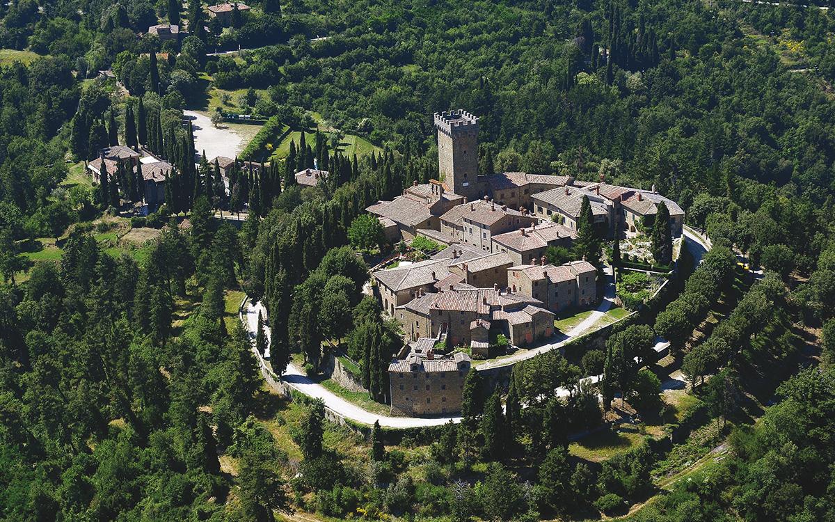 Castello di Gorgonza